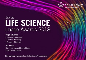 The Life Sciences Image awards competition