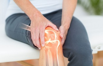 Cartilage damage caused by arthritis