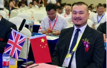 Dr Muy Teck Teh at China-ASEAN Education Week