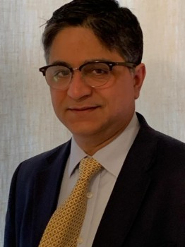 Ranjit Manchanda, Professor of Gynaecological Oncology